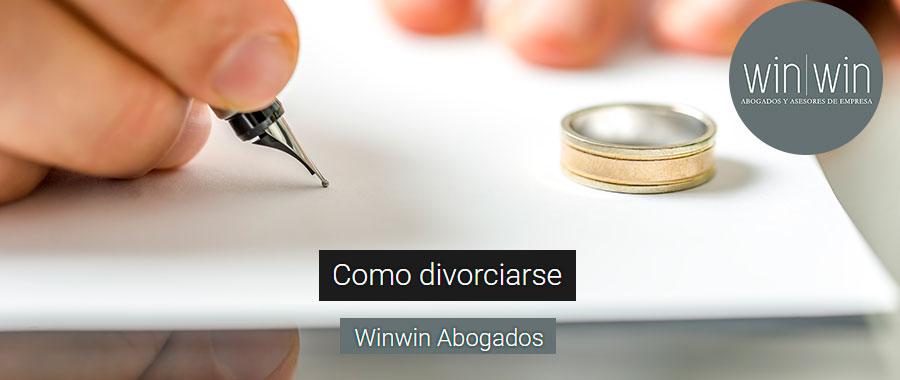 Como divorciarse en Valladolid