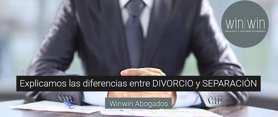Diferencias entre divorcio y separacion