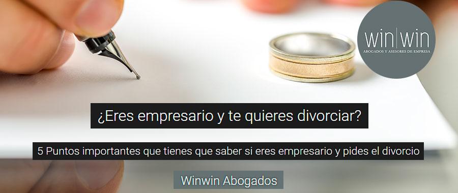 Empresario divorcio Valladolid